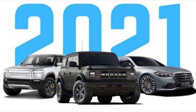 ۱۰ اتومبیلی که قرار است تا سال ۲۰۲۱ بدرخشند