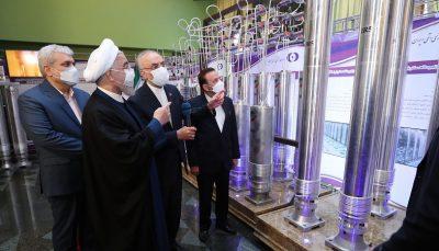 نسل جدید سانتریفیوژهای ایرانی