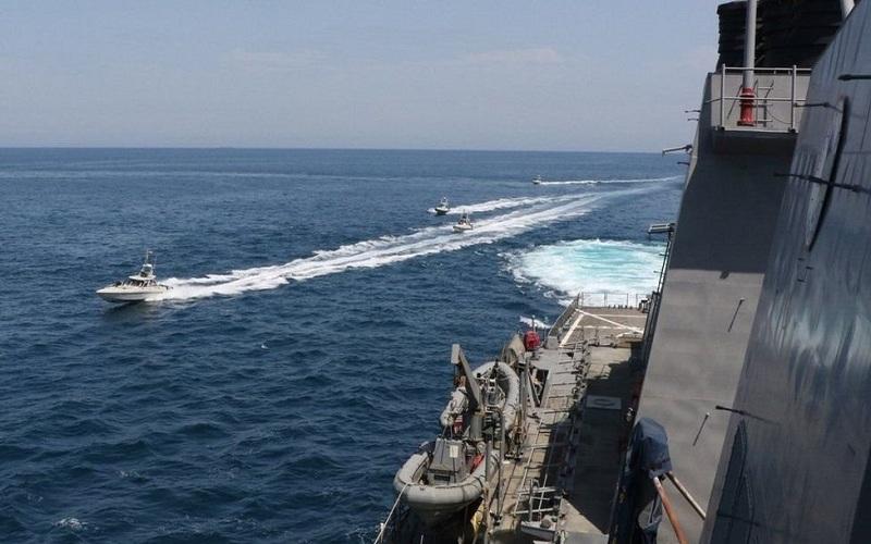 آمریکا در خلیج فارس
