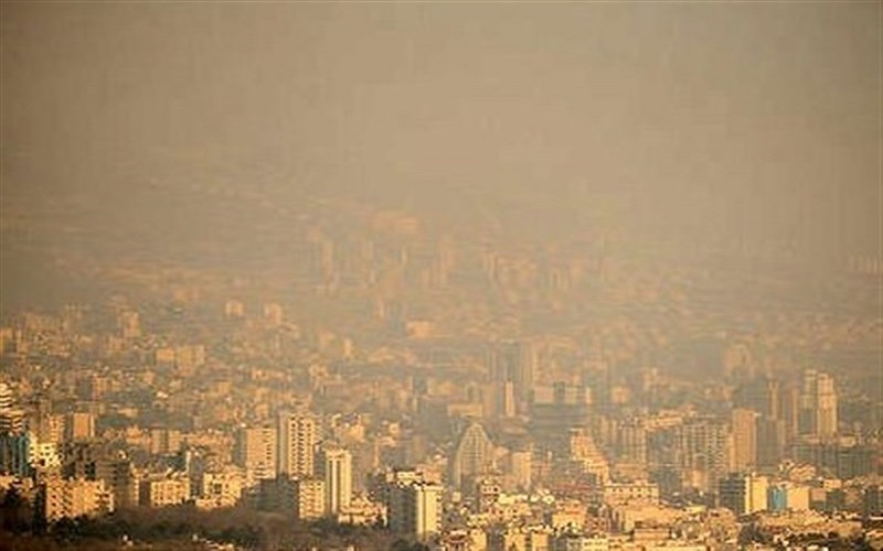 هوای ۴ شهر در شرایط ناسالم قرار گرفت