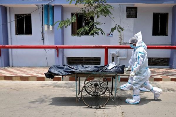 ابتلا به کرونا در هندوستان مرز ۲۴ میلیون نفر را رد کرد/ احتمال ۵ تا ۱۰ برابر بودن آمار واقعی
