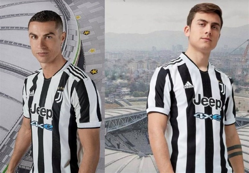 یوونتوس با پیراهن جدیدش به فینال کوپا ایتالیا میرود / عکس