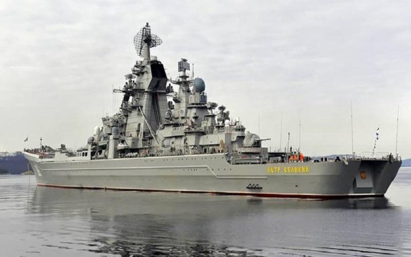 آغاز رزمایش دریایی روسیه در دریای برنتز