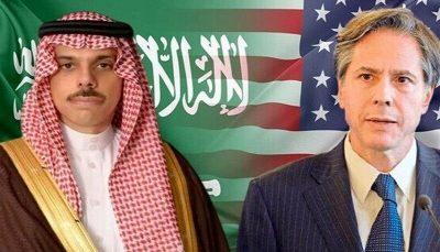 رایزنی آمریکا و عربستان درباره چالش های منطقه ای