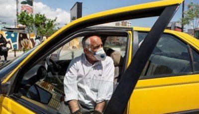 تا کنون 500 نفر از رانندگان تاکسی بر اثر کرونا فوت کرده اند
