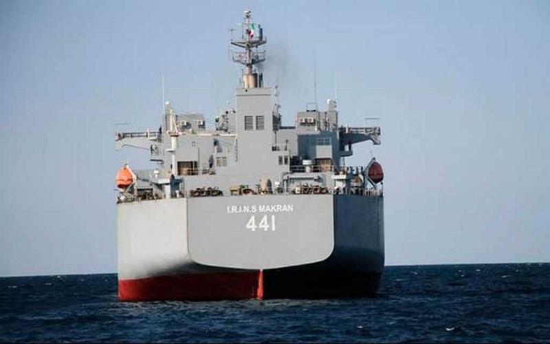 کشتی جنگی ایرانی