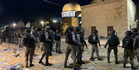 واکنش عربستان به اقدامات رژیم صهیونیستی در بیت المقدس