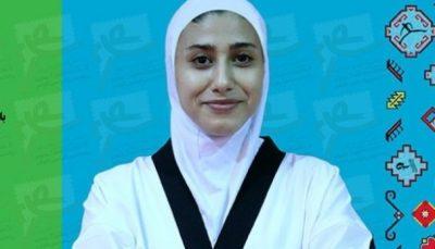 بانوی تکواندوکار ایرانی به فینال رفت و المپیکی شد