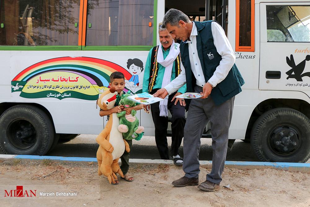 برآورده شدن آرزوی دو کودک سرطانی در خوزستان