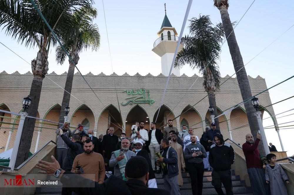 عید فطر در سراسر جهان