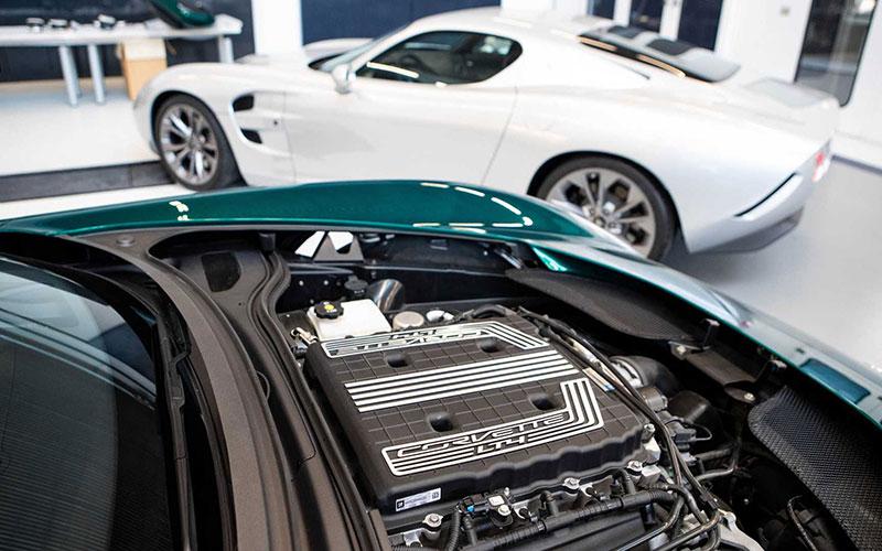 ایزو ریولتا GTZ مجهز به پیشرانه شورولت کوروت C7 Z06 بازتولید شد