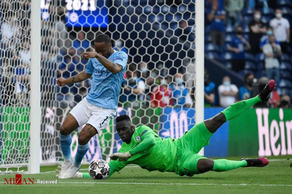 فینال لیگ قهرمانان اروپا - دیدار تیمهای چلسی و منچسترسیتی