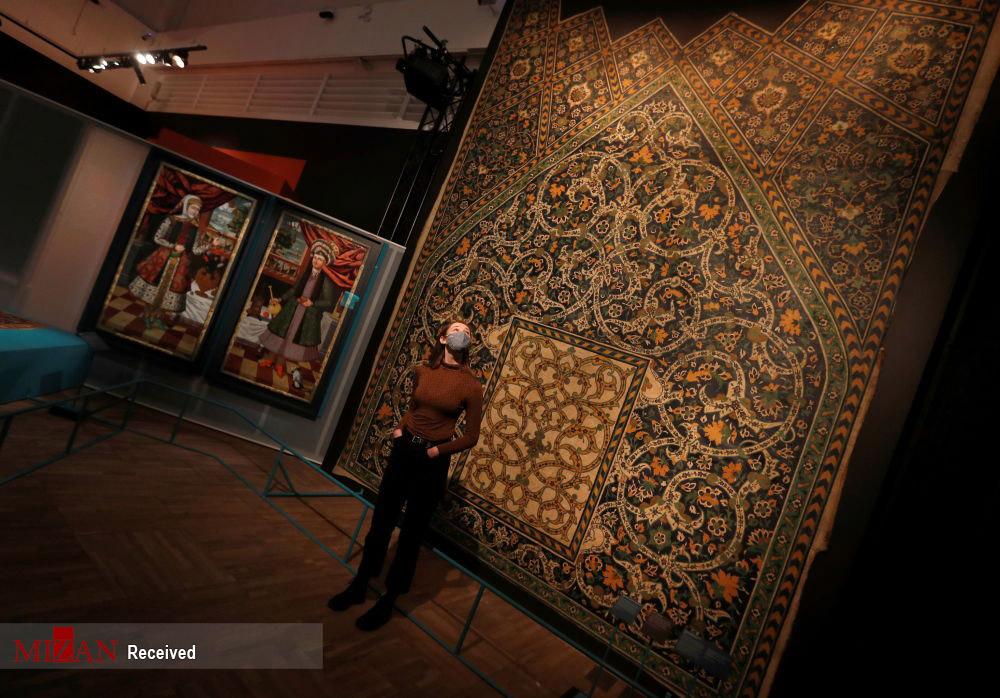 نمایشگاهی در لندن بنام ایران حماسی