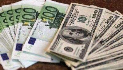 اعلام نرخ تسعیر دلار و یورو توسط بانک مرکزی