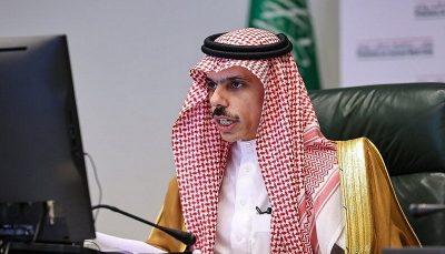وزیر امور خارجه سعودی مدعی دخالت ایران در امور کشورهای منطقه شد