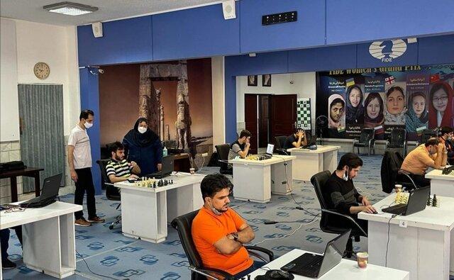 شکست شطرنج بازان ایران در قهرمانی آسیا بخاطر قطعی برق