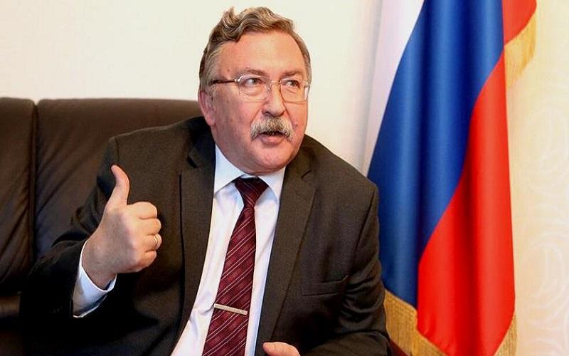 ابراز خوش بینی روسیه از مذاکرات هسته ای در وین