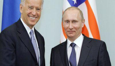 احتمال دیدار پوتین و بایدن در روزهای 25 و 26 خرداد