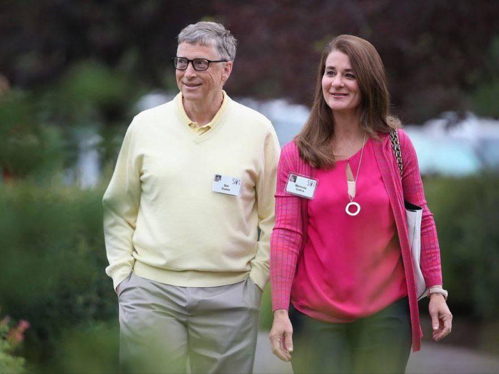 «بیل گیتس» از همسرش جدا میشود
