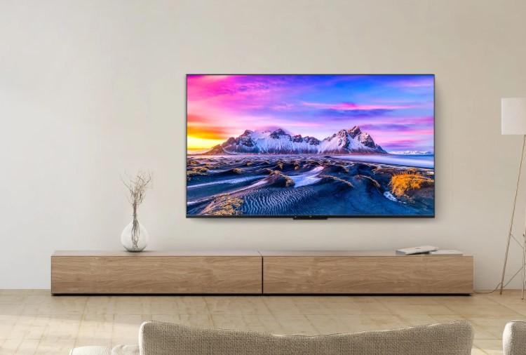 شیائومیاز تلویزیون جدید Mi TV P1 خود رونمایی کرد