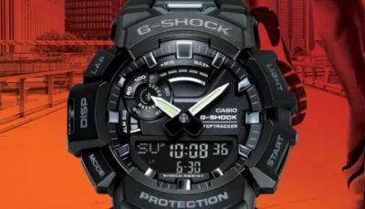 ارزان ترین ساعت کاسیو به نام جی شاک GBA900 رونمایی شد