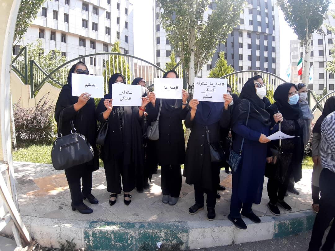 آب پاکی طهرانچی رو دست اساتید دانشگاه آزاد/ حقوقها اضافه که نمیشود هیچ؛ کم هم میشود