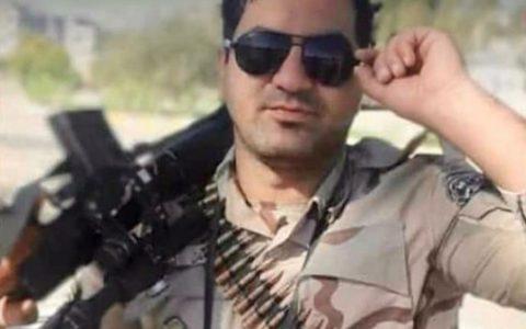 به شهادت رسیدن مامور نیروی انتظامی در سیستان و بلوچستان