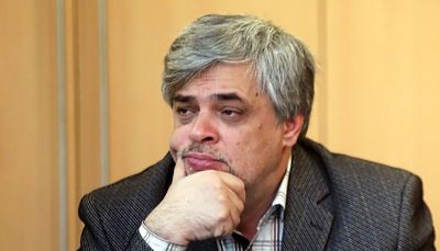 آقای جهانپور! در انتخابات ۱۴۰۴ کاندیدای سوپر پوششی شوید و به هر کسی خواستید بگویید پفیوز
