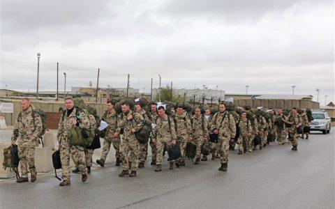 آلمان به مرگبارترین ماموریت نظامی خود در افغانستان پایان داد