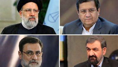 آمار انتخابات ریاست جمهوری به تفکیک استانها