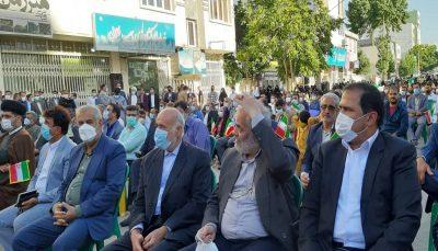 ستاد انتخاباتی ابراهیم رئیسی در کهگیلویه و بویراحمد افتتاح شد