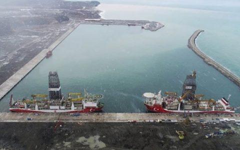 اردوغان از کشف یک میدان گازی بزرگ در دریای سیاه خبر داد