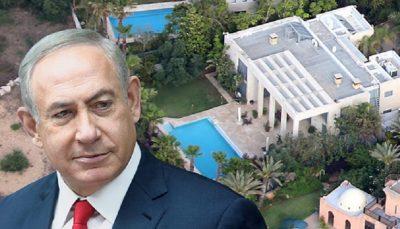 نتانیاهو اقامتگاه زمان نخستوزیری را تحویل نمی دهد
