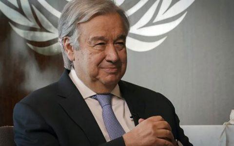 دبیرکل سازمان ملل
