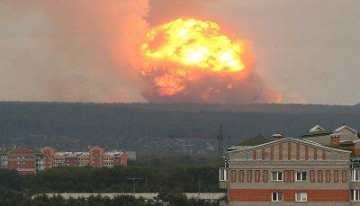 انفجار در یک معدن طلا در روسیه