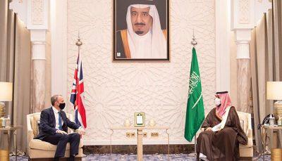 ایران از موضوعات گفتوگوی وزیر خارجه انگلیس با ولیعهد سعودی