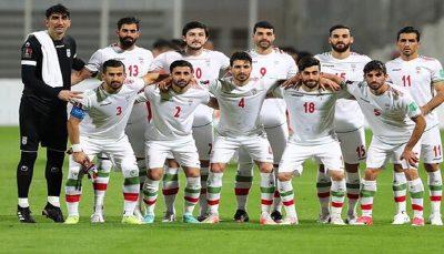 بررسی حریفان احتمالی تیم ملی فوتبال ایران در راه صعود به جام جهانی ۲۰۲۲