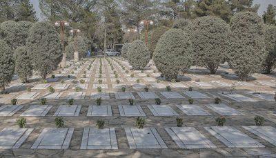 برنامه ساخت 4 قبرستان جدید در تهران