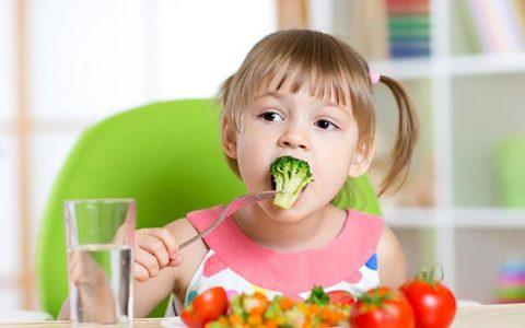 تاثیر منفی رژیم غذایی گیاهی بر کودکان