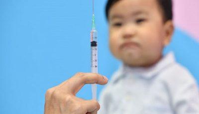 تایید اولین واکسن کرونای چینی برای کودکان