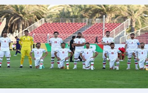 ترکیب احتمالی تیم ملی فوتبال ایران مقابل کامبوج