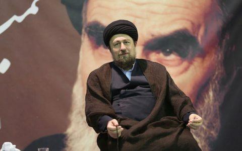 تشکر سید حسن خمینی از رهبر معظم انقلاب  