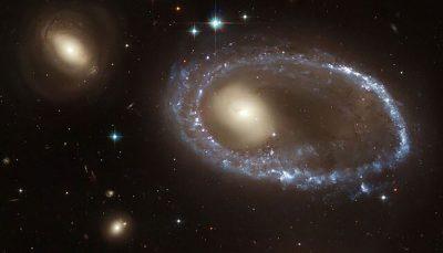 """تصویر ناسا از """"ارباب حلقهها""""ی واقعی"""