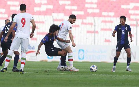 تغییر در ترکیب تیم ملی برای دیدار با عراق