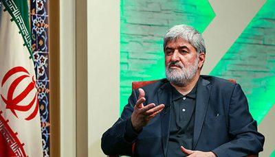 توئیت فوتبالی علی مطهری درباره تحریم ها علیه ایران