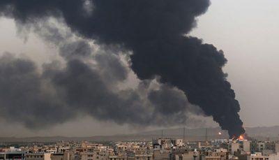 توضیحات مدیرعامل پالایشگاه نفت تهران در مورد آتشسوزی