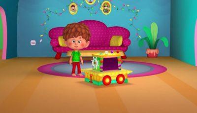 تولید کارتونی برای خردسالان