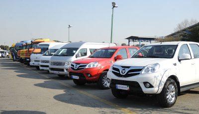 تولید ۸۲۰۰ دستگاه خودروی تجاری در ایران خودرو دیزل