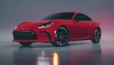 تویوتا از جدیدترین خودروی اسپورت رونمایی کرد