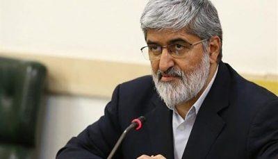 توییت معنادار علی مطهری در روز انتخابات